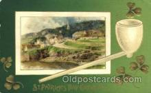 hol070236 - St. Patricks Day Postcard Postcards