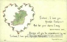 hol070241 - St. Patricks Day Postcard Postcards