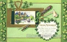 hol070244 - St. Patricks Day Postcard Postcards