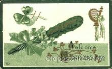 hol070246 - St. Patricks Day Postcard Postcards