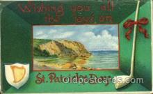 hol070249 - St. Patricks Day Postcard Postcards