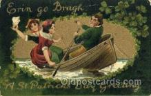 hol070252 - St. Patricks Day Postcard Postcards