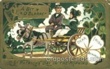 hol070253 - St. Patricks Day Postcard Postcards