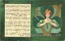 hol070258 - St. Patricks Day Postcard Postcards