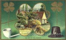 hol070281 - St. Patricks Day Postcard Postcards