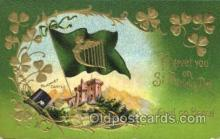 hol070289 - St. Patricks Day Postcard Postcards