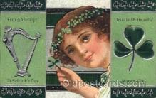 hol070292 - St. Patricks Day Postcard Postcards
