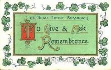 hol070294 - St. Patricks Day Postcard Postcards