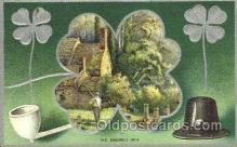 hol070295 - St. Patricks Day Postcard Postcards