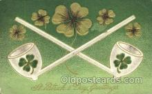 hol070296 - St. Patricks Day Postcard Postcards