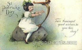 hol070300 - St. Patricks Day Postcard Postcards
