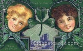 hol070304 - St. Patricks Day Postcard Postcards