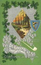 hol070315 - St. Patricks Day Postcard Postcards