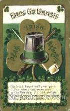 hol070316 - St. Patricks Day Postcard Postcards