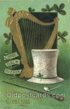 hol070319 - St. Patricks Day Postcard Postcards
