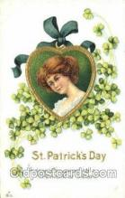 hol070324 - St. Patricks Day Postcard Postcards