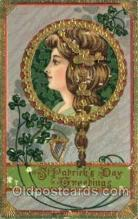 hol070334 - St. Patricks Day Postcard Postcards