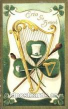 hol070335 - St. Patricks Day Postcard Postcards