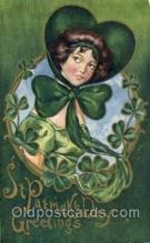 hol070339 - St. Patricks Day Postcard Postcards