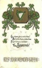 hol070351 - St. Patricks Day Postcard Postcards