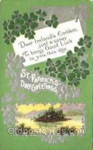 hol070352 - St. Patricks Day Postcard Postcards