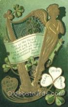 hol070357 - St. Patricks Day Postcard Postcards