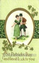 hol070363 - St. Patricks Day Postcard Postcards