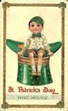 hol070365 - St. Patricks Day Postcard Postcards