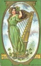 hol070366 - St. Patricks Day Postcard Postcards