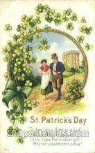 hol070369 - St. Patricks Day Postcard Postcards