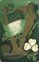 hol070376 - St. Patricks Day Postcard Postcards