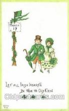 hol070377 - St. Patricks Day Postcard Postcards