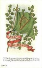 hol070389 - Artist Fred Lounsbury St. Patricks Day Postcard Postcards