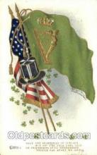 hol070391 - Artist Fred Lounsbury St. Patricks Day Postcard Postcards