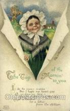 hol070398 - Artist Ellen Clapsaddle, St. Patricks Day, Postcards Post Card