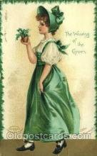 hol070399 - Artist Ellen Clapsaddle, St. Patricks Day, Postcards Post Card
