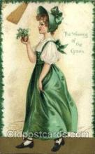 hol070403 - Artist Ellen Clapsaddle, St. Patricks Day, Postcards Post Card