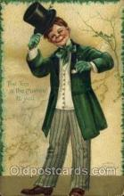 hol070404 - Artist Ellen Clapsaddle, St. Patricks Day, Postcards Post Card