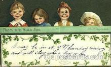 hol070408 - Artist Ellen Clapsaddle, St. Patricks Day, Postcards Post Card