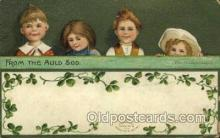 hol070413 - Artist Ellen Clapsaddle, St. Patricks Day, Postcards Post Card