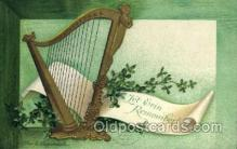 hol070414 - Artist Ellen Clapsaddle, St. Patricks Day, Postcards Post Card