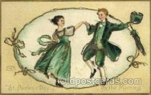 hol070416 - Artist Ellen Clapsaddle, St. Patricks Day, Postcards Post Card