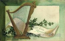 hol070418 - Artist Ellen Clapsaddle, St. Patricks Day, Postcards Post Card