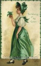hol070421 - Artist Ellen Clapsaddle, St. Patricks Day, Postcards Post Card