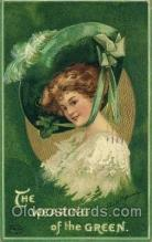 hol070423 - Artist Ellen Clapsaddle, St. Patricks Day, Postcards Post Card