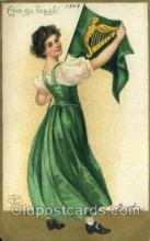 hol070427 - Artist Ellen Clapsaddle, St. Patricks Day, Postcards Post Card