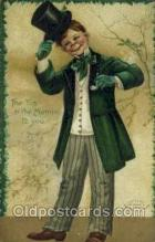 hol070428 - Artist Ellen Clapsaddle, St. Patricks Day, Postcards Post Card