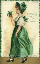 hol070432 - Artist Ellen Clapsaddle, St. Patricks Day, Postcards Post Card