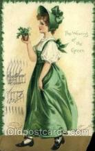 hol070441 - Artist Ellen Clapsaddle, St. Patricks Day, Postcards Post Card