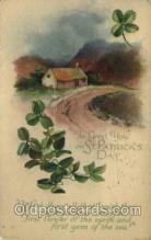 hol070449 - Artist Ellen Clapsaddle, St. Patricks Day, Postcards Post Card